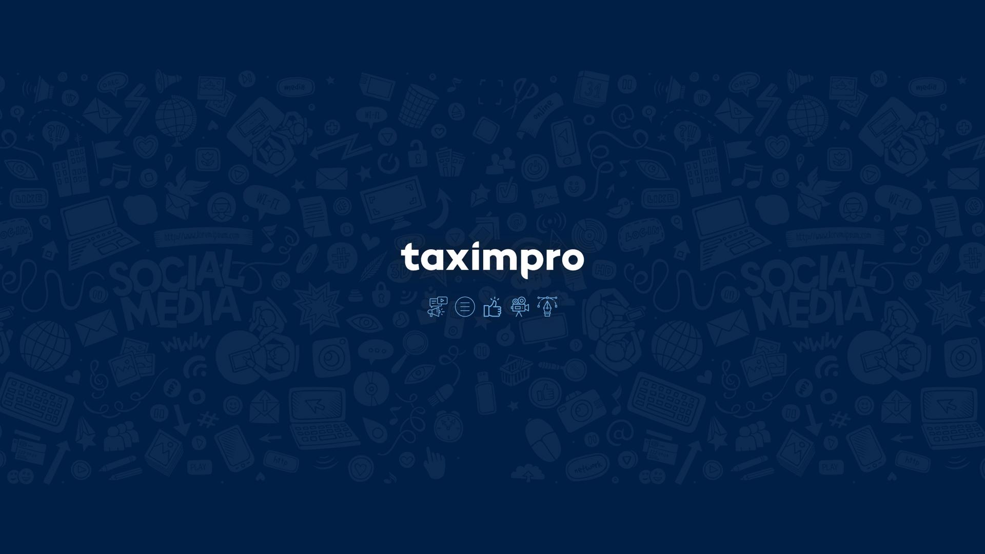 Taximpro banner fotograf