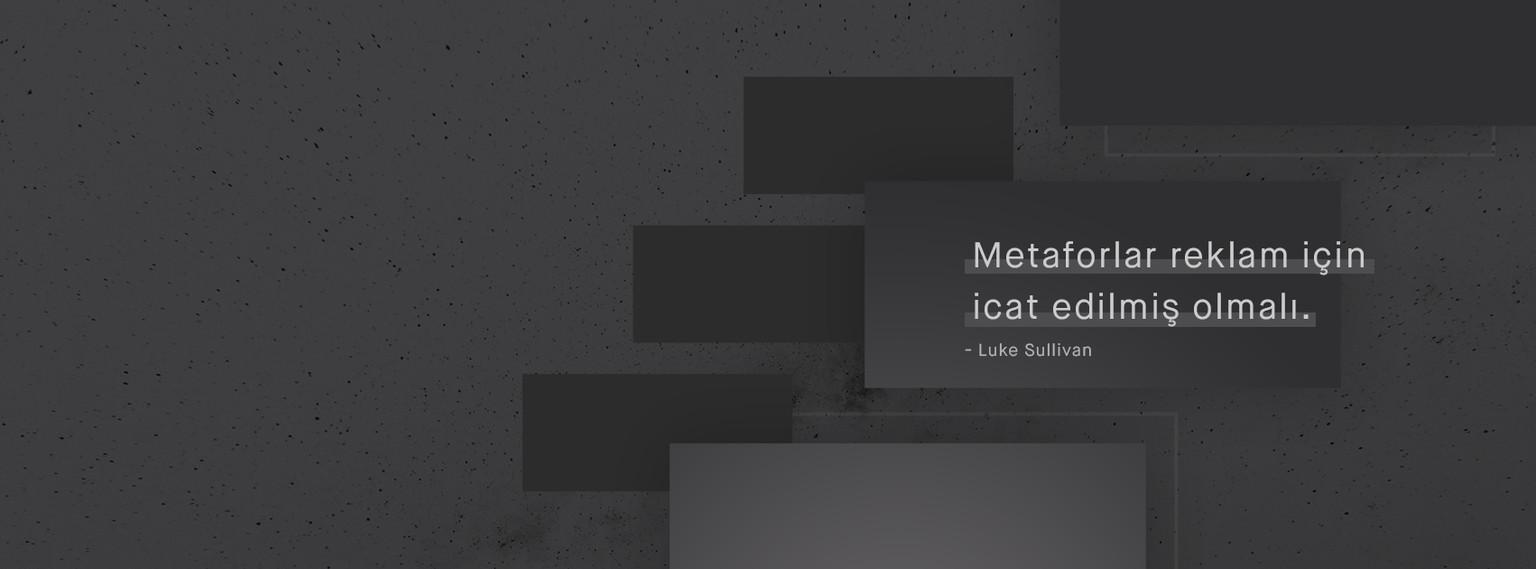 Metafor Interactive Agency banner fotograf