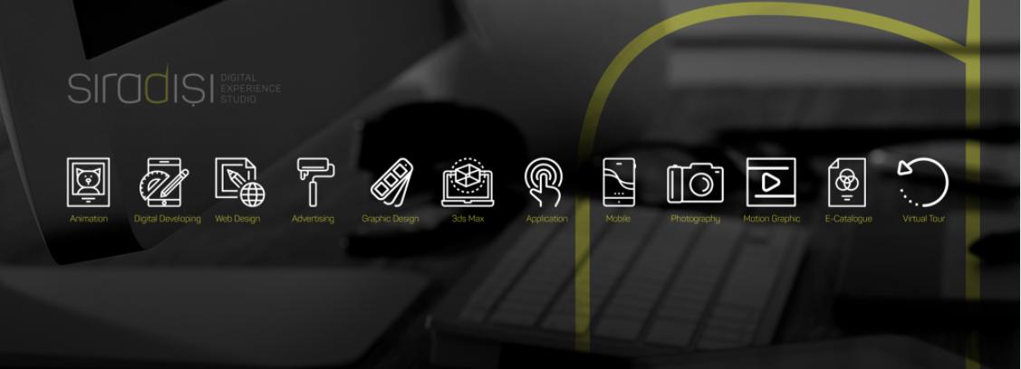 Sıradışı Digital Experience Studio banner fotograf