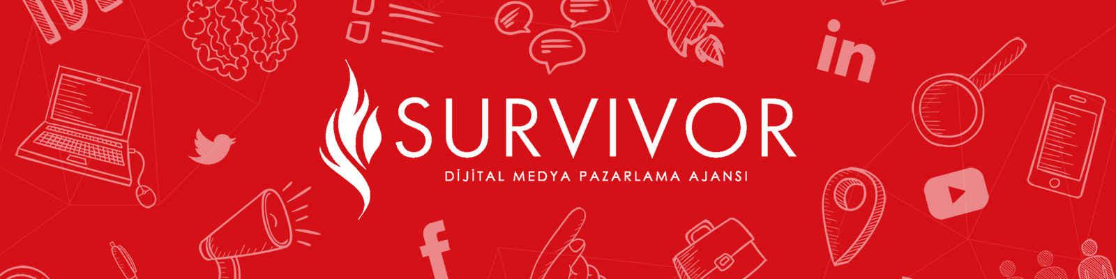 Survivor Dijital Pazarlama Ajansı banner fotograf