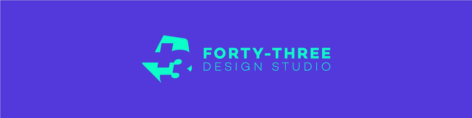 43 Design Studio banner fotograf