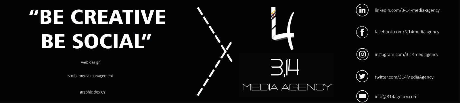 3,14 Media Agency banner fotograf