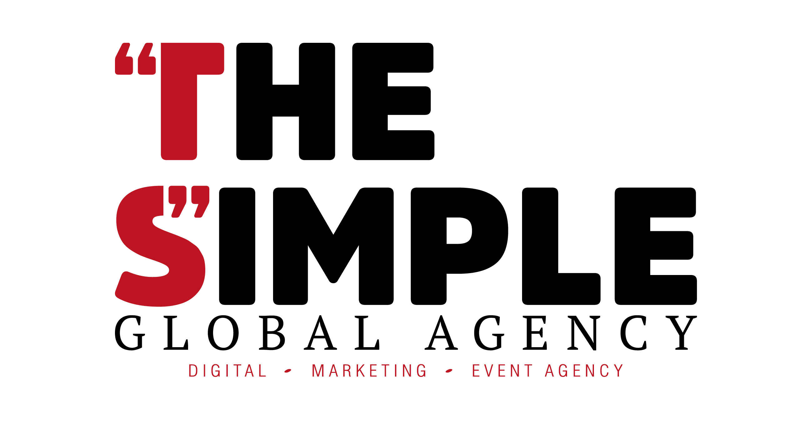 The Simple Global banner fotograf