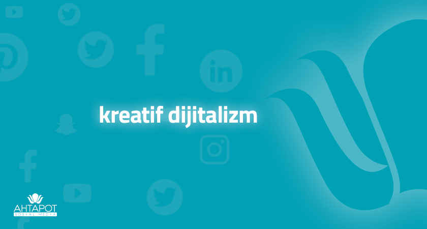Ahtapot Sosyal Medya banner fotograf