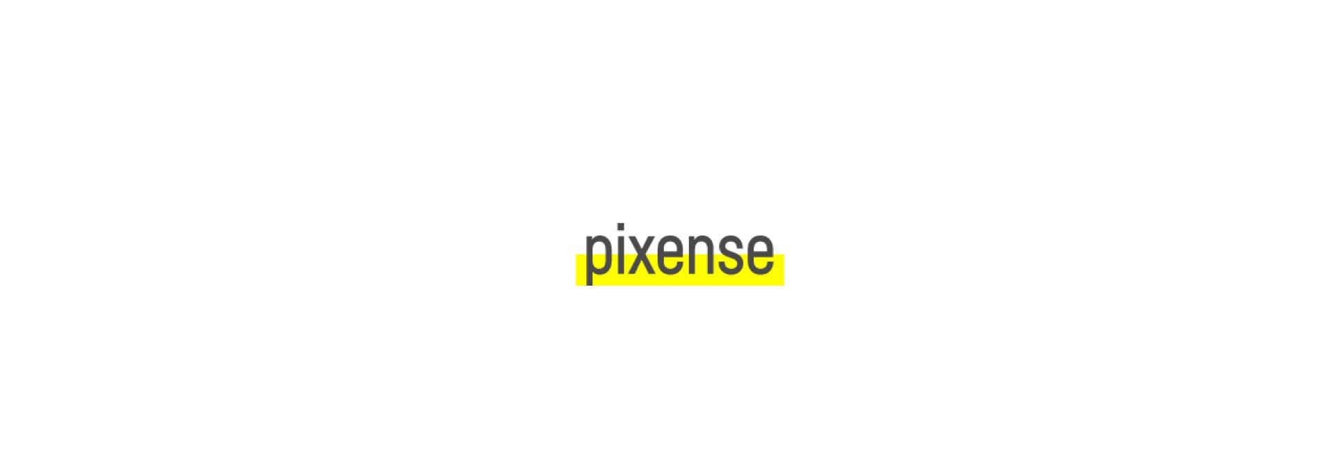 Pixense banner fotograf