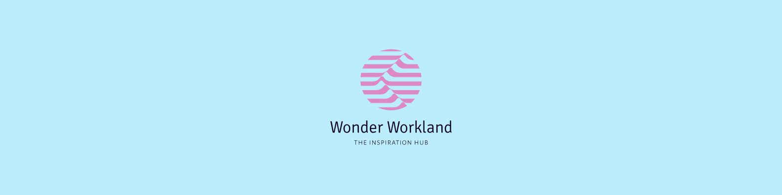 Wonder Workland banner fotograf