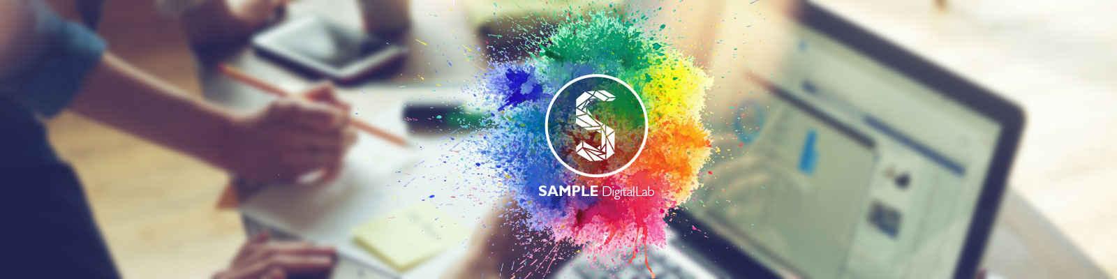 Sample Digital Lab banner fotograf