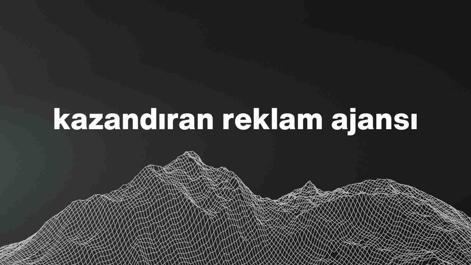 Direktör Reklam Ajansı banner fotograf