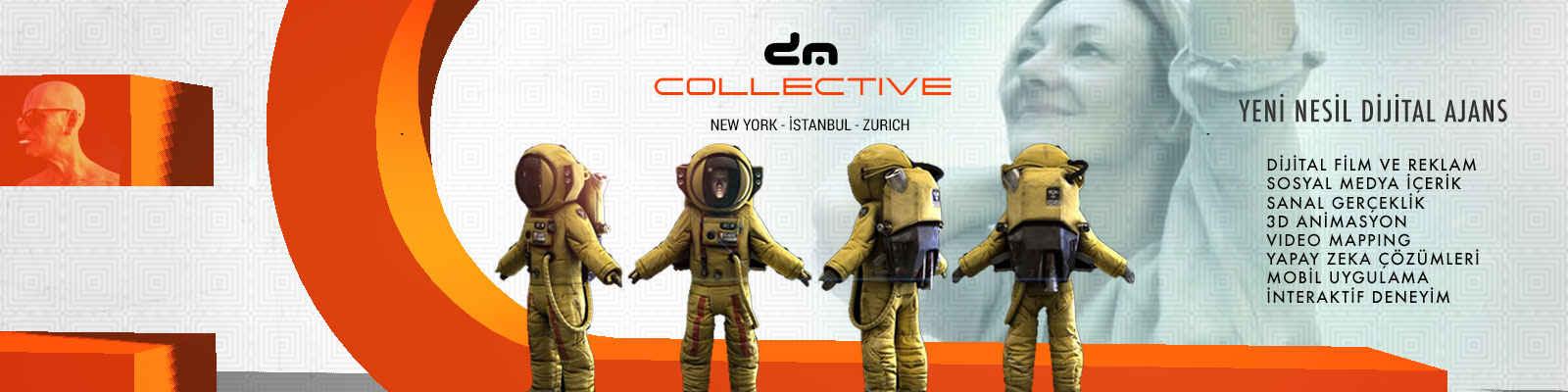 DMCollective banner fotograf